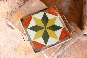 Kaisori discovers : The tile makers of Athangudi