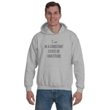 I'm in a constant state of gratitude Hoodie