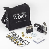 My Intent - CREATE YOUR WORD - Maker Kit