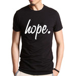 Hope. Big white letters pri ted Tshirt
