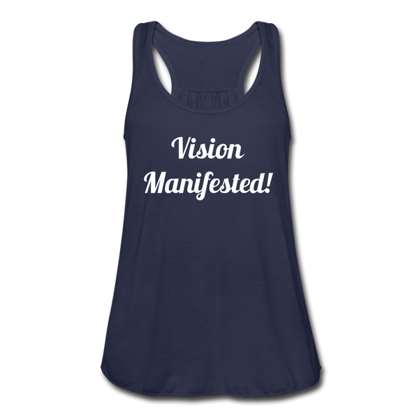 Vision Manifested Tank - navy