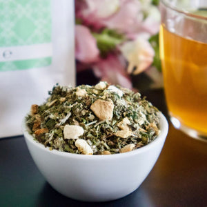 Herbal Mint Kiss Tea