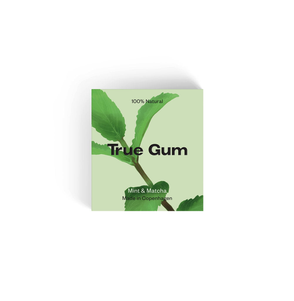 True Gum Mint & Matcha
