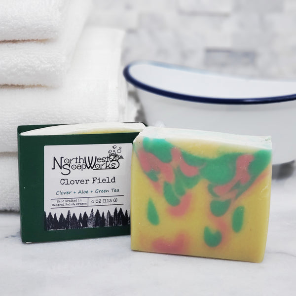 Clover Field Signature Soap