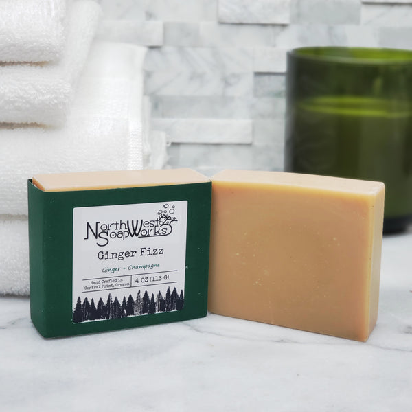 Ginger Fizz Signature Soap