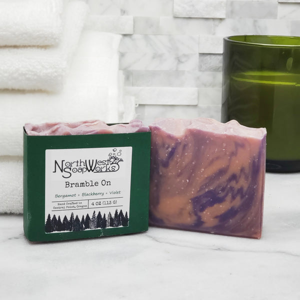 Bramble On Signature Soap