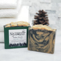 Cedar Woods Signature Soap