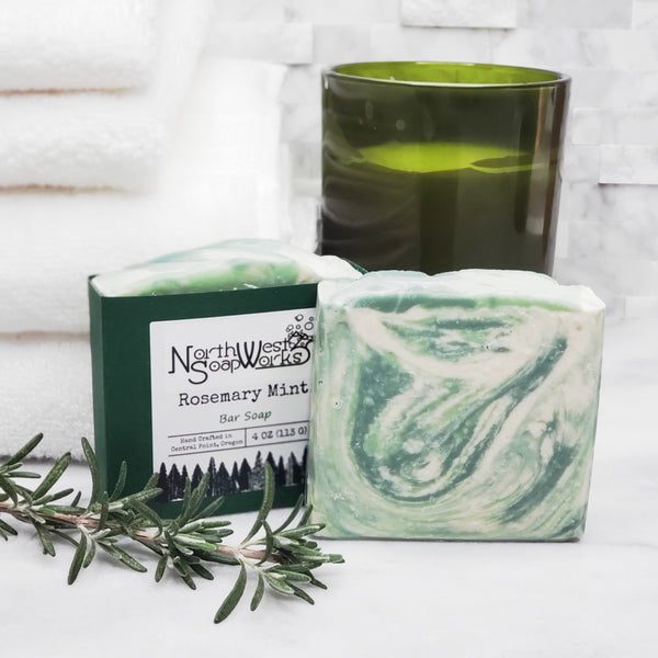 Rosemary Mint Signature Soap