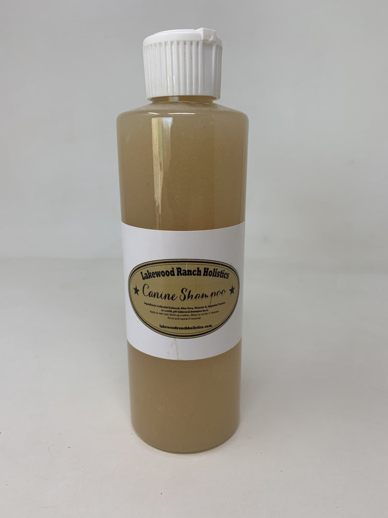 Oatmeal Natural Doggie Shampoo