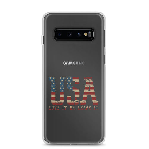 Love or Leave - Samsung Galaxy Case - American Approved