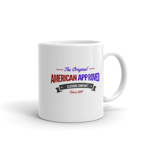 American Approved Coffee Mug - American Approved