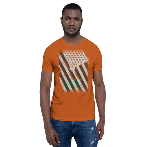 Love My Flag - American T Shirt - American Approved