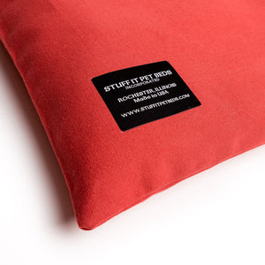 Pet Bed - Scarlet