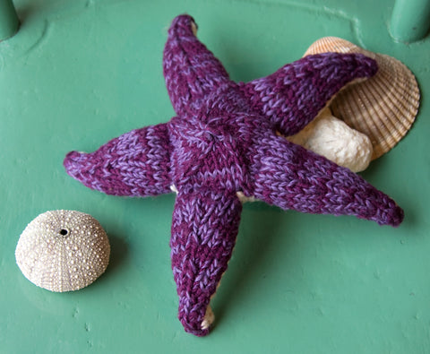 A Change of Pace: Purple Starfish