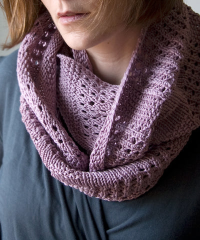 Free Knitting Pattern: Canaletto Cowl