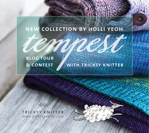 WIN a copy of Tempest by Holli Yeoh