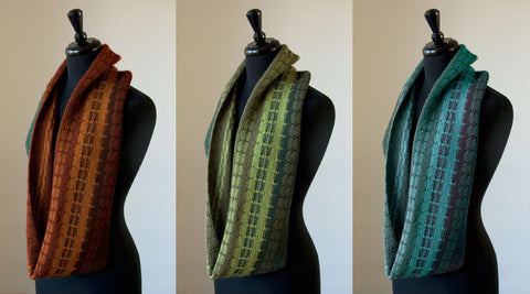 The Henning Cowl - Playing with Color