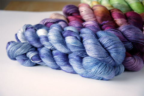 A little holiday yarn is coming