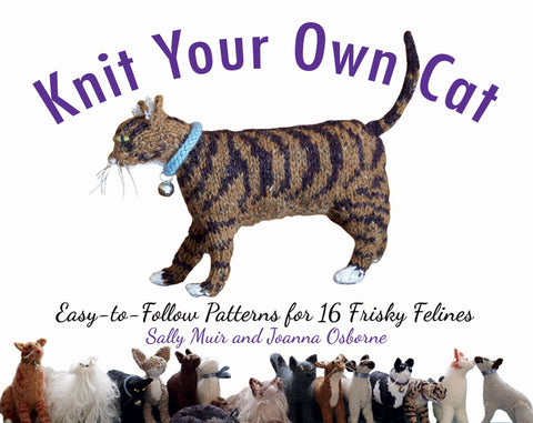 Book Sneak Peek: Knit Your Own Cat