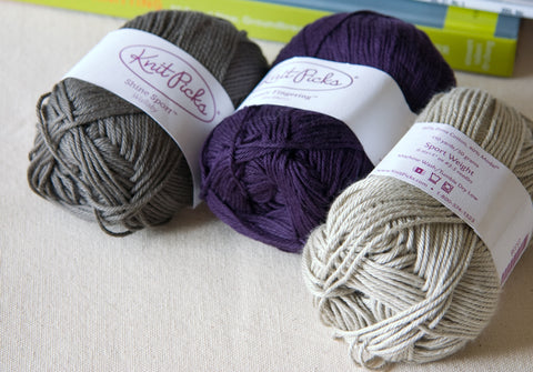 New cotton yarn