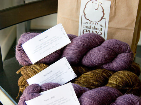 More new yarn
