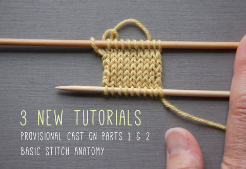 New tutorials!