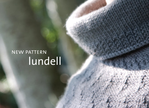 Lundell Pullover is ready!