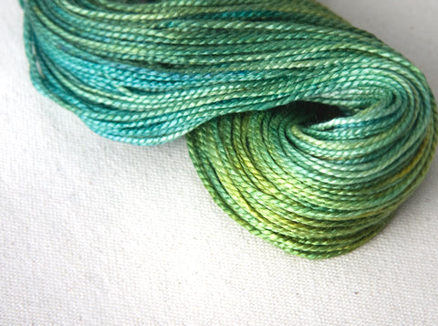 Double Bill for a Single Skein