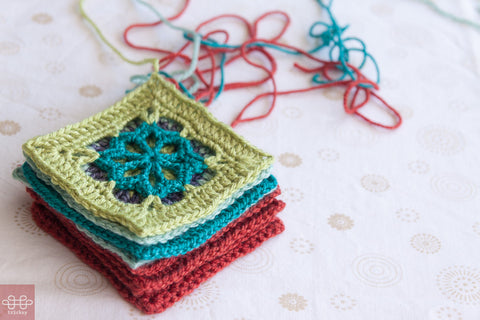 Crochet and the G-Square