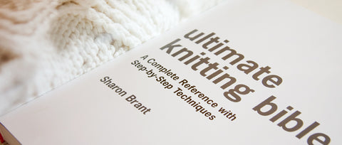 Ultimate Knitting Bible by Sharon Brant
