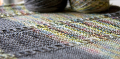 Using Hand Dyed Yarns: New Project