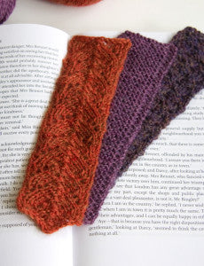 Knitted Bookmarks