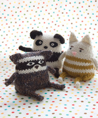 Idiot's Guide Knitting Friendly Critters