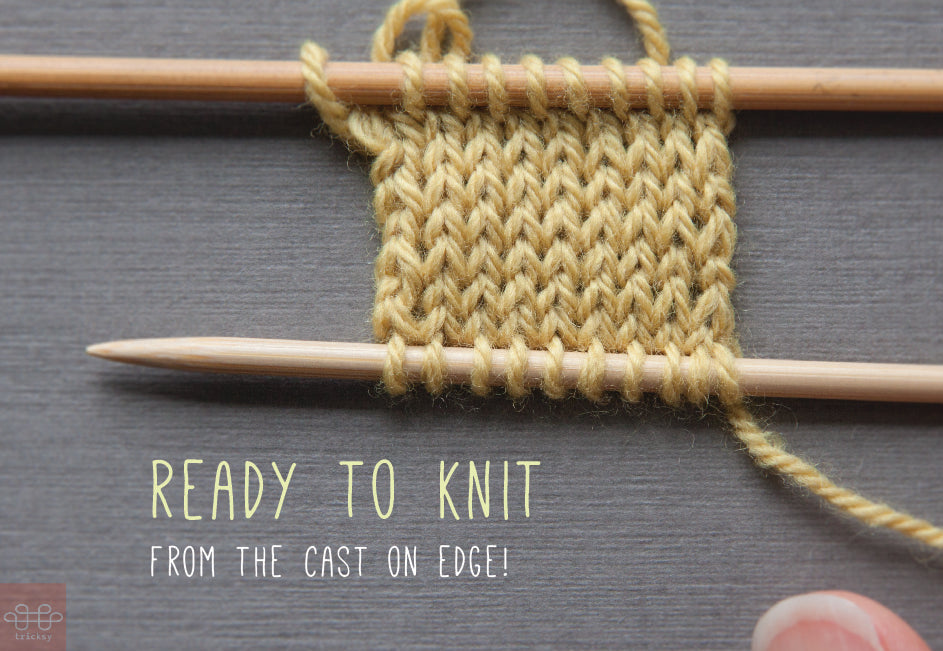 Tricksy Knitter: provisional cast on