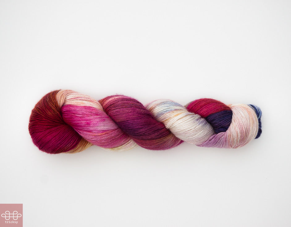 Tricksy Knitter: Sweatermaker Yarns Cashmere and Silk