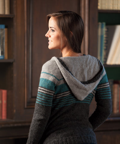 Hollywell Cardigan-Downloadable knitting pattern-Tricksy Knitter