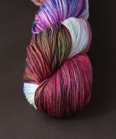 Merino & Silk Knitting Kit - Having a Party