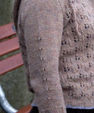 Sweet Oak Cardigan-Downloadable knitting pattern-Tricksy Knitter