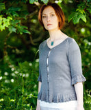 Thornfield Cardigan-Downloadable knitting pattern-Tricksy Knitter