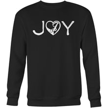 Joystick Love and Joy Crew - Black