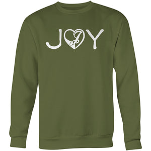 Joystick Love and Joy Crew -  Military Green