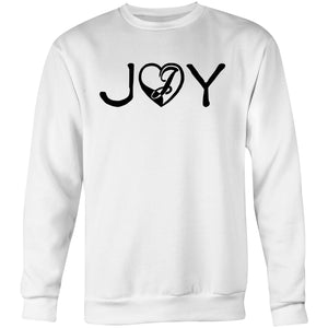 Joystick Love and Joy Crew - White