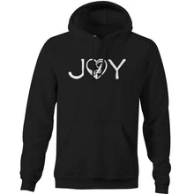 Joystick Love and Joy Hoodie - Black