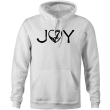 Joystick Love and Joy Hoodie - White