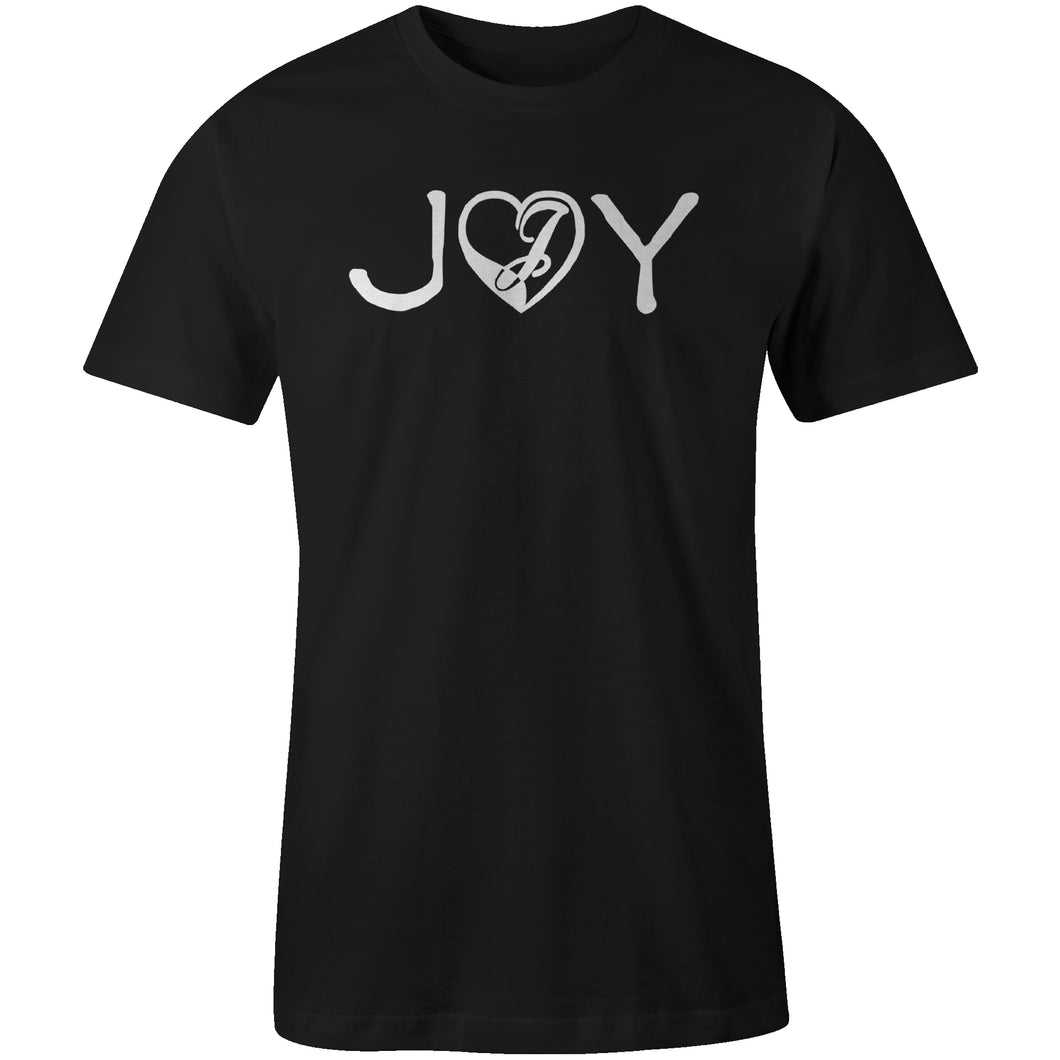 Joystick Love and Joy Tee - Black