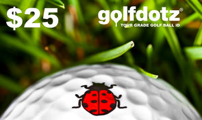 Golfdotz Digital Gift Card