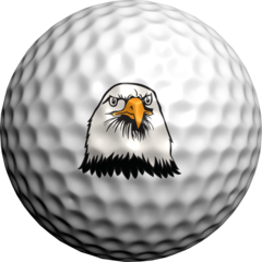 Bald Eagle - Golfdotz