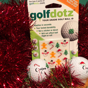 Christmas Golfdotz Mix