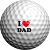 I Heart Dad - Golfdotz