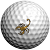 Gold Scorpion - Golfdotz
